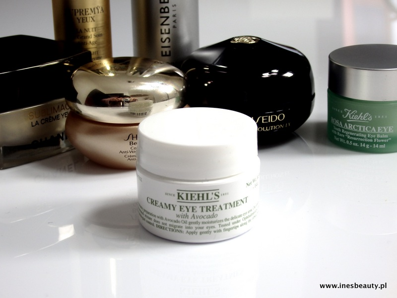 KIELH S CREAMY EYE TREATMENT крем для глаз